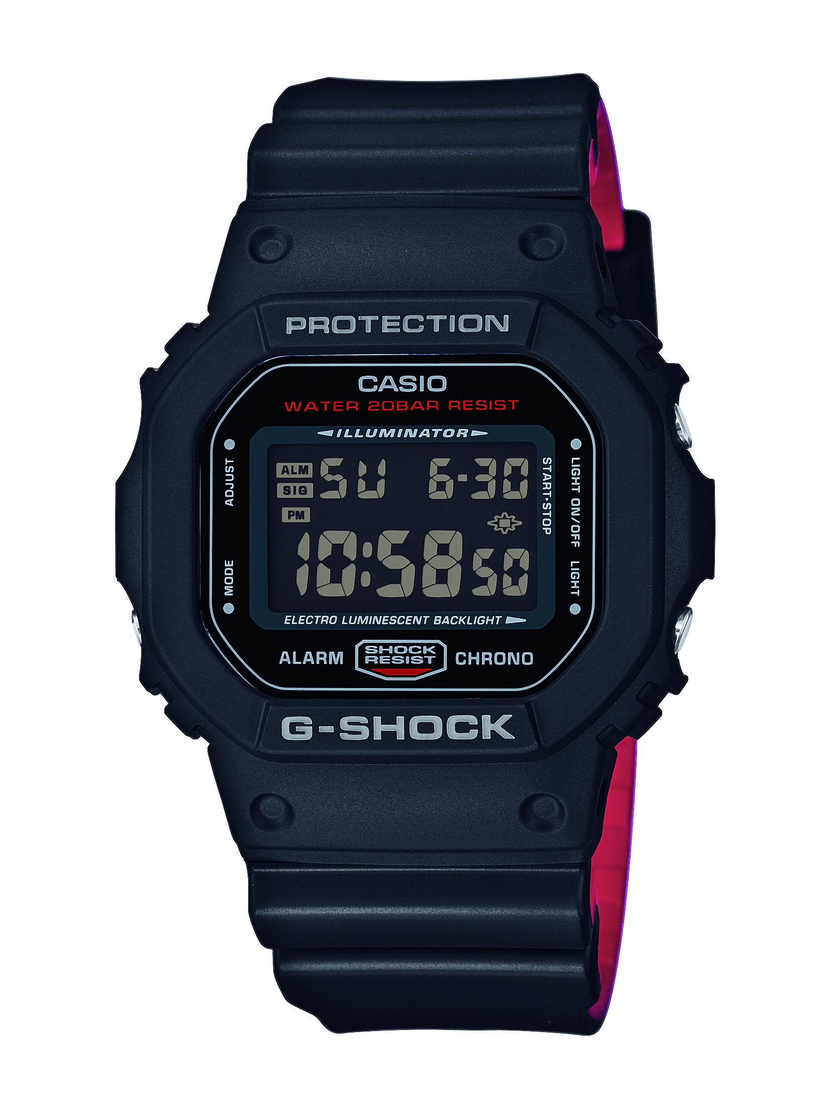 Orologio Casio G-Shock Uomo DW-5600HR-1ER
