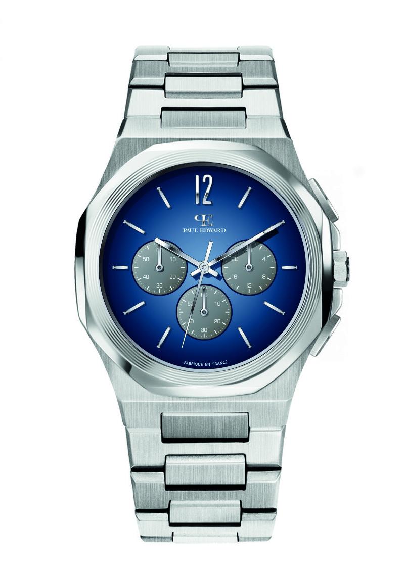 Orologio Paul Edward Cronografo