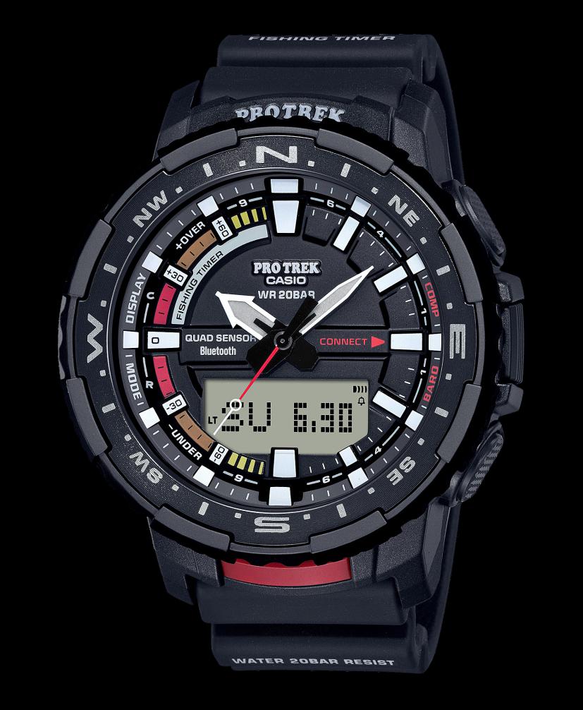Orologio Uomo digitale Pro Trek PRT-B70-1ER