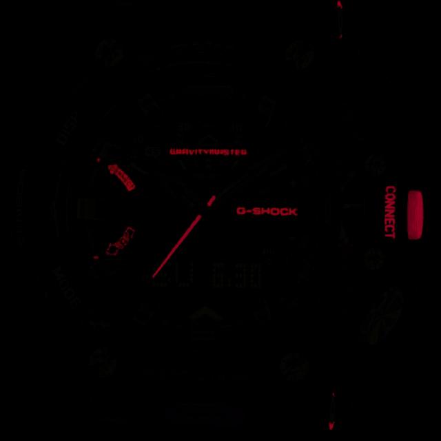 OROLOGIO UOMO ANALOGICO-DIGITALE CASIO G-SHOCK GRAVITYMASTER GR-B200-1AER